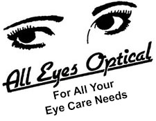 All Eyes Optical Logo